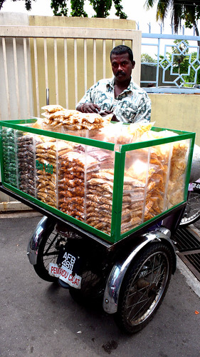 imbi market snacks pushcart | by chotda
