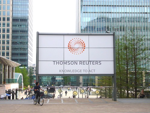 Thomson Reuters | by LoopZilla