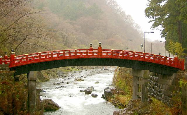 Shinkyo, el Pont de la Serp / Shinkyo Bridge