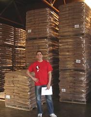 Visiting Flour Companies   by jvpizza