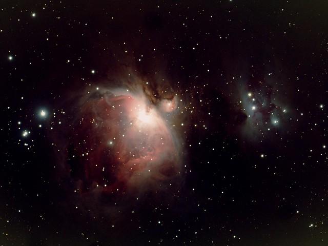 Nébuleuse d'Orion (M42)