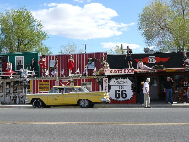 Ruta 66 en Estados Unidos