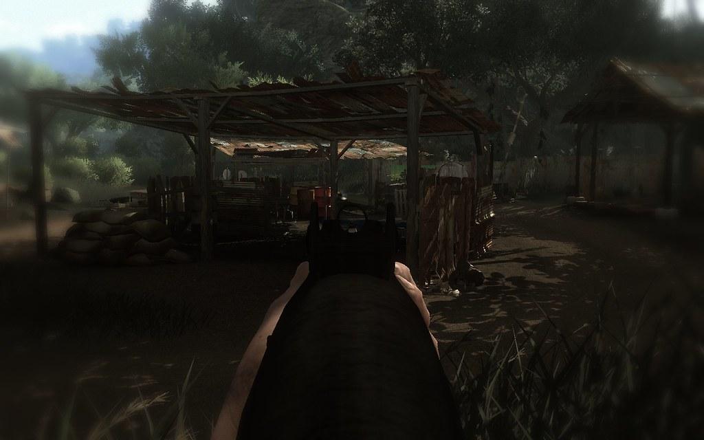 Far Cry 2 Gameplay Al Screenshots Taken At 1680 X 1050 Al Flickr