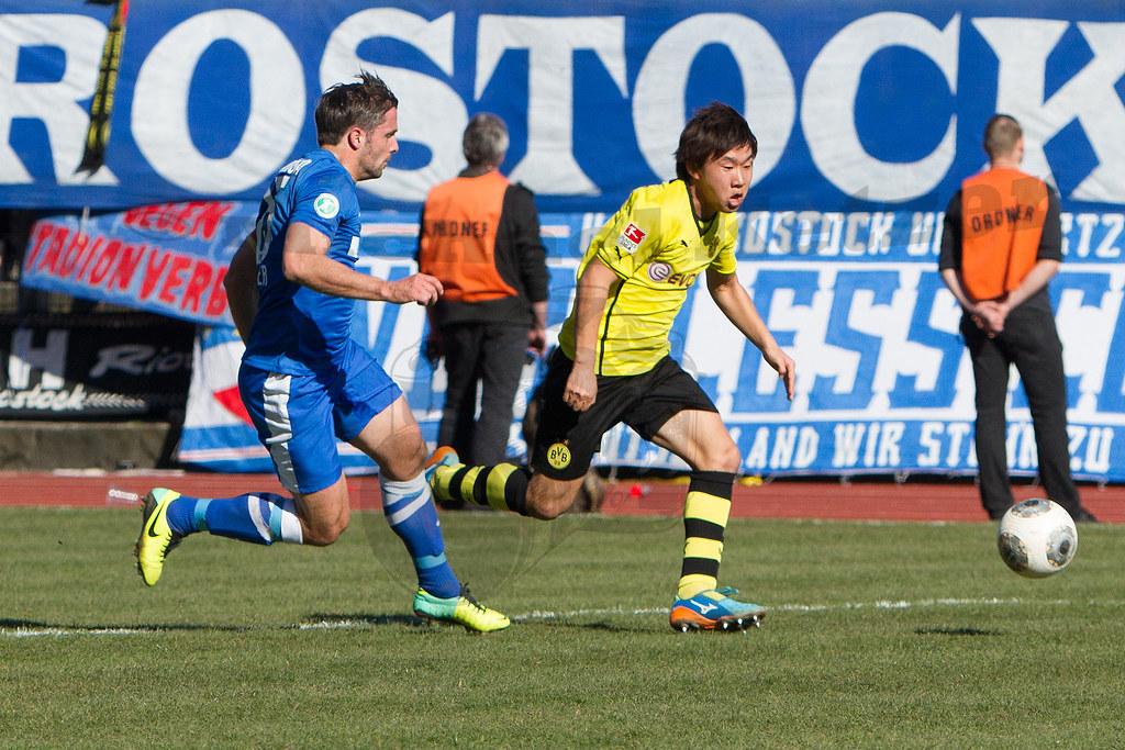 Dortmund Hansa Rostock