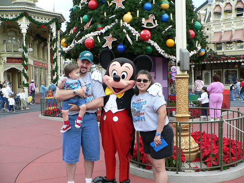 The Millers' with Mickey Mouse | by PhilyFn