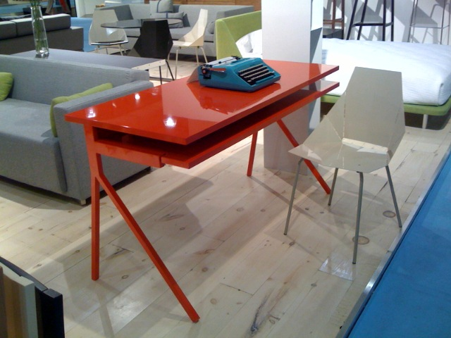 Magnificent Blu Dot Desk New York City At The International Contempo Ncnpc Chair Design For Home Ncnpcorg