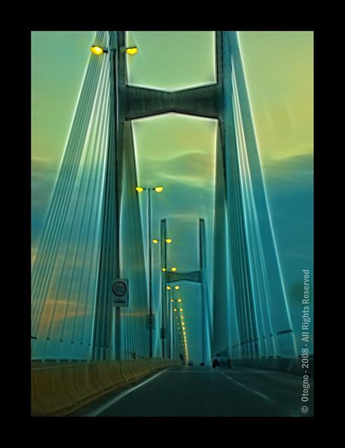 Puente Rosario-Victoria - Argentina