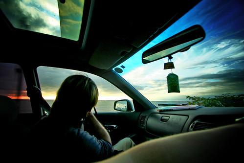 vacation holiday car japan michael hokkaido driving roadtrip mitsubishi badhabit shiretoko diamante 000000 canonefs1022mm canoneos30d goodfishiescom michaeltripp 80kmeofkitami