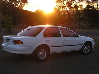 1998 EL Ford Falcon GLi