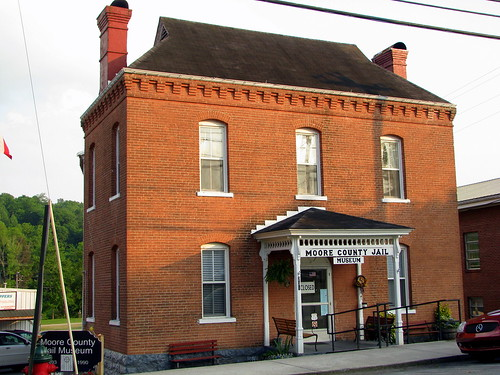 Moore County Old Jail Museum | Lynchburg TN Visitors Guide
