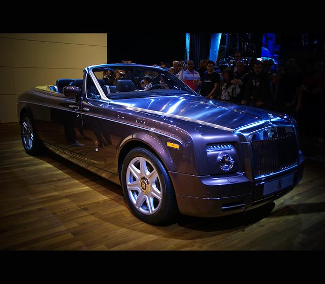 Coupe Rolls Royce