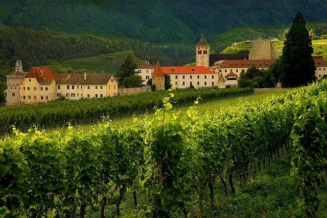 Novacella Abbey, Bressanone - Italy