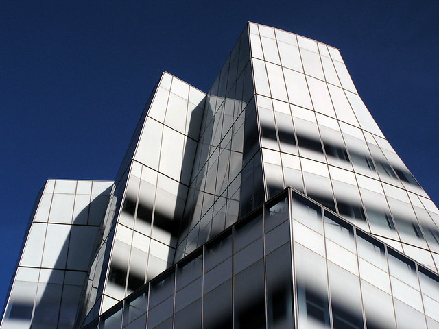 Frank Gehry - NYC