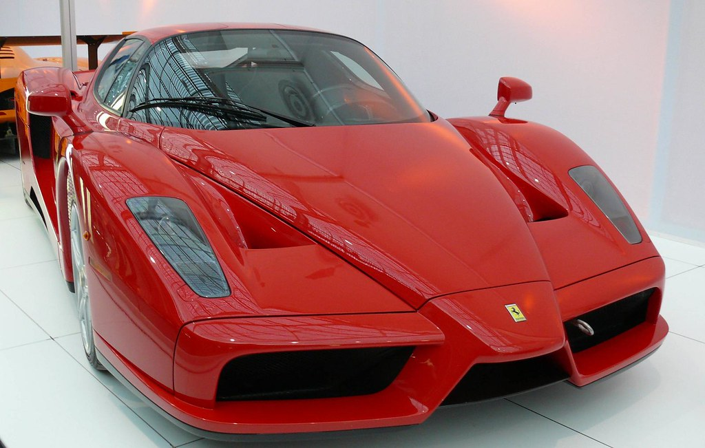 Ferrari Enzo Red Vr 2008 Stkone Thx For 30 Milion Views Flickr