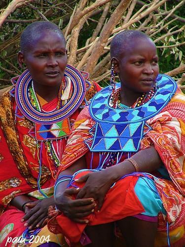 Masai Women Kenya | by pam's pics-