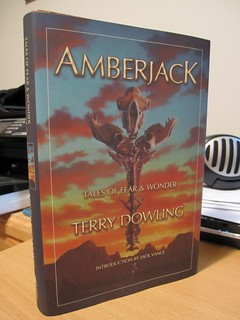 Amberjack by Terry Dowling | by snail's trail
