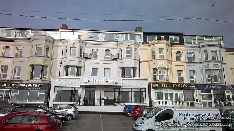 The Bedford Hotel, Blackpool