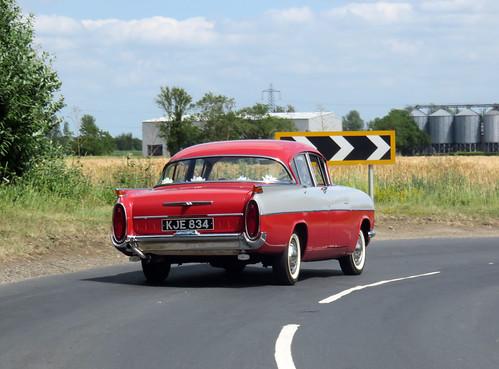 1960 Vauxhall Cresta PA | by Spottedlaurel