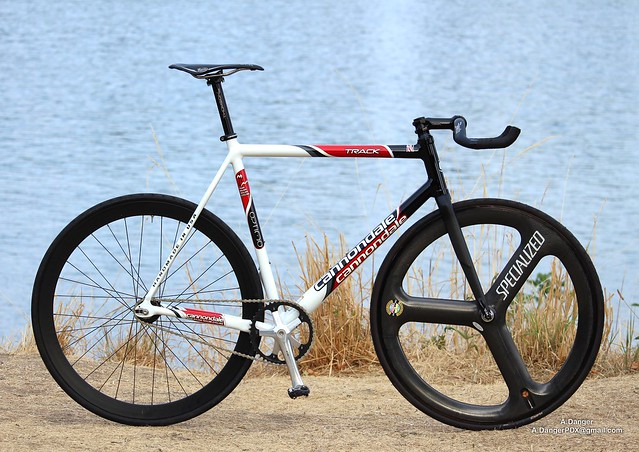Cannondale Track, Major Taylor Edition, 2004