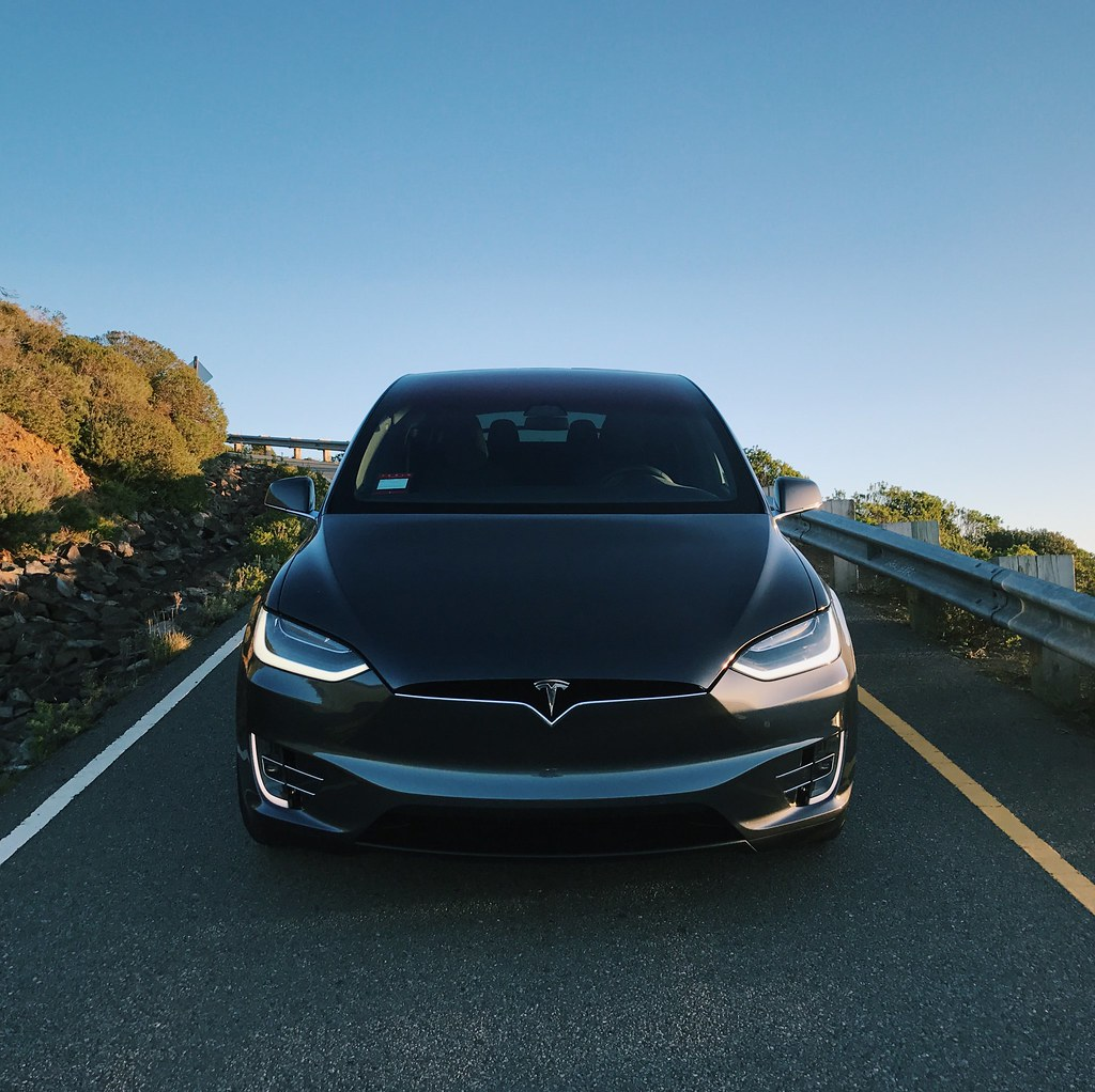 Tesla mini-road trip // The future is electric    Processed …   Flickr