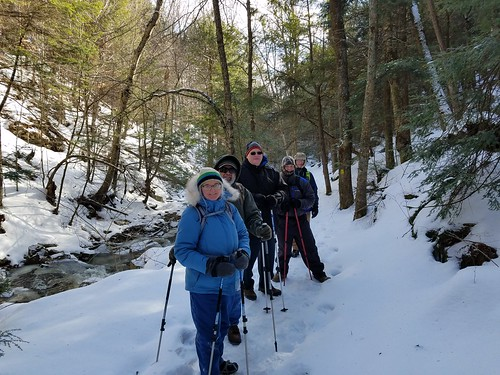 Group on the Little Cherry Run Trail