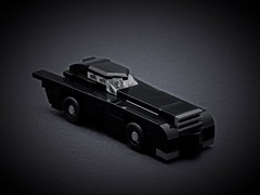 Batmobile by cmaddison