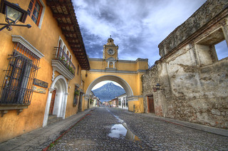 Archway, Antigua   by DaveWilsonPhotography