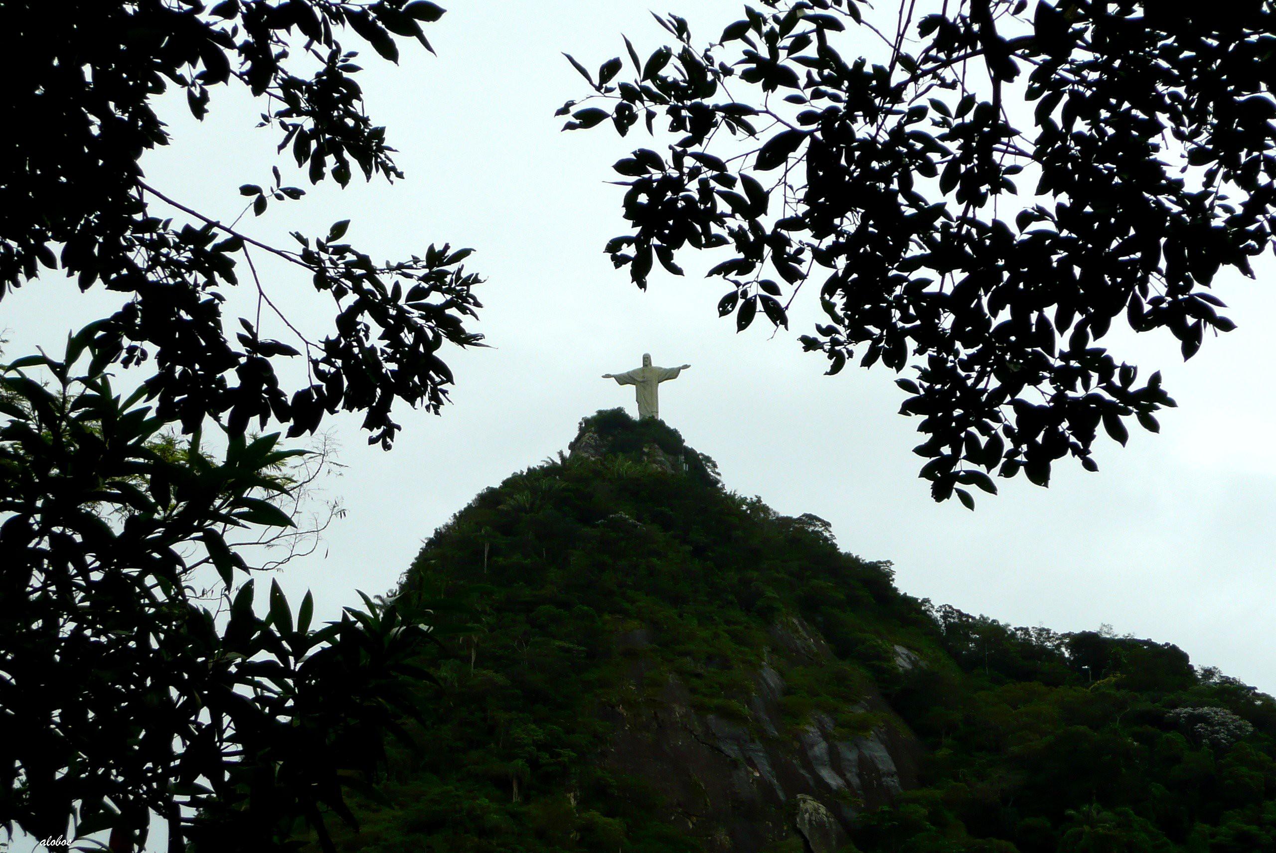 Parque Nacional da Tijuca - Cristo Redentor