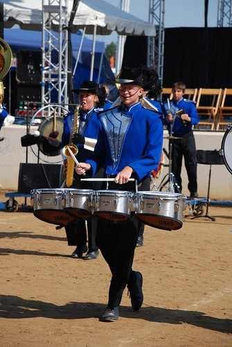 State Fair Band Day 2008