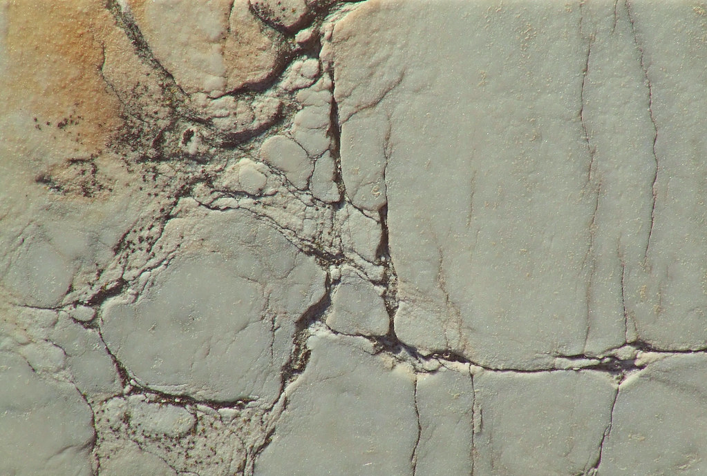 image of cracked marble