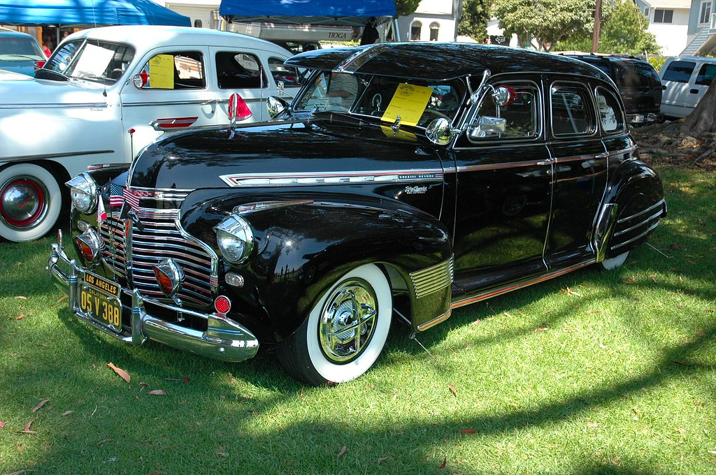 1941 Chevy Special Deluxe | howard gribble | Flickr