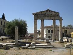 Römische Agora | by maschinekn