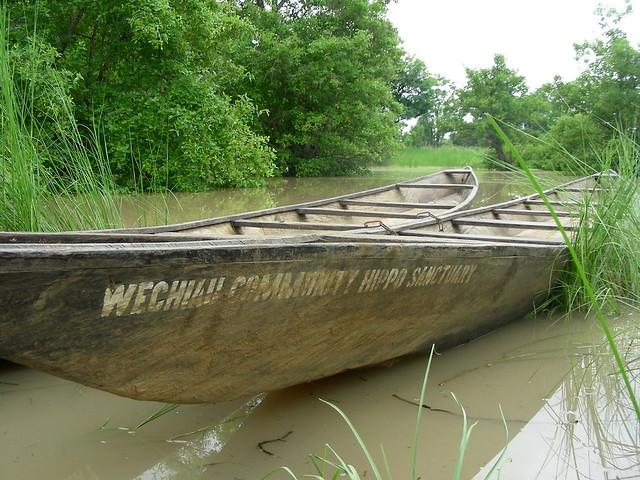 Wechiau Hippo Boats