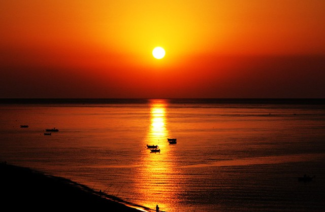 Riflesso del sole