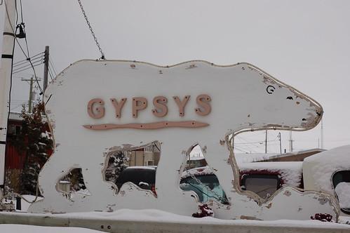 Gypsy's Bakery sign | by alexthepink