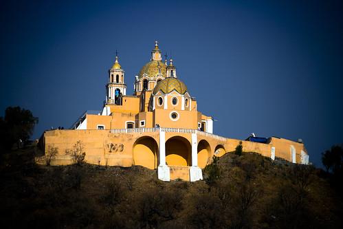Iglesia de Los Remedios - Puebla