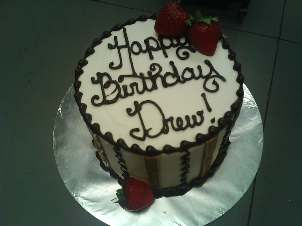 Astonishing Masculine Birthday Cake Celcakes Flickr Personalised Birthday Cards Cominlily Jamesorg