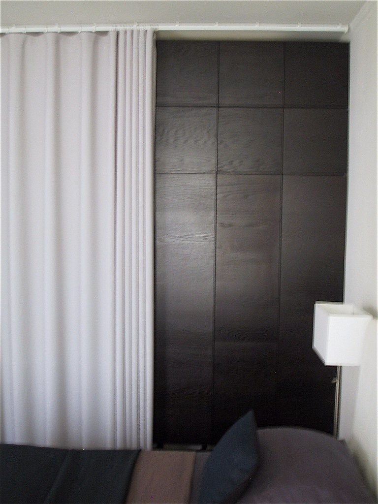 Ikea Kitchen Cabinets As Bedroom Storage Akurum Tall Kitch Flickr
