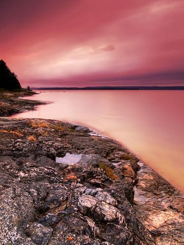 sunset coast sweden sverige hdr östergötland bråviken sigma1020mmf456exdchsm johanklovsjö djurön