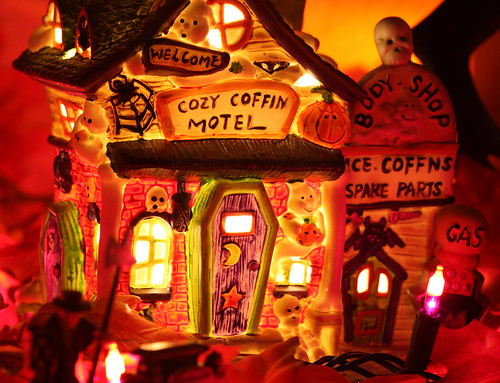 Cozy Coffin Motel | by kevin dooley