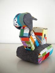 patchwork digger by elsiemarley