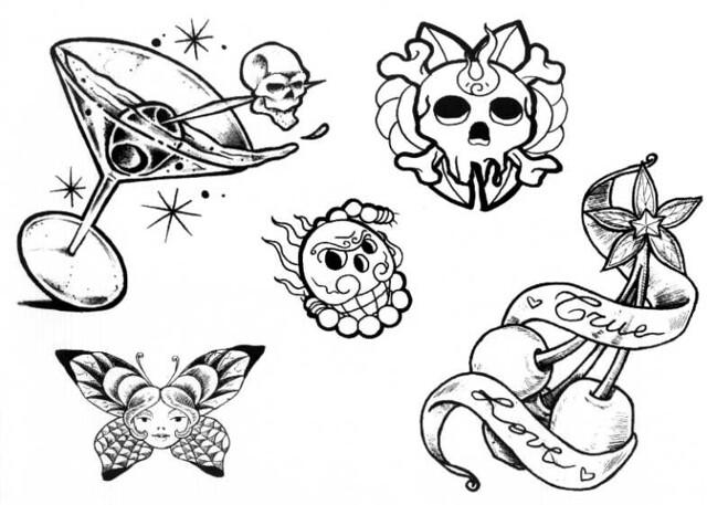 Tatuaggi Tattoo Fantasy Tatuaggiit Disegni Per Tatu Flickr