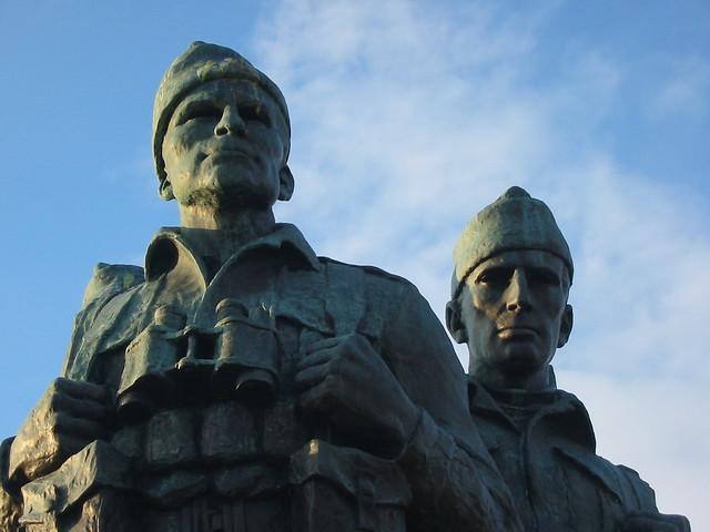 Commando Memorial Monument - Location, Spean Bridge