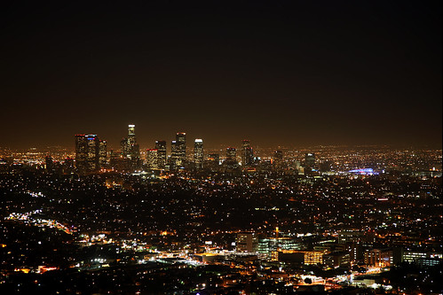 los angeles by night | by tylerdurden1
