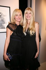 Actress , Amber Valletta and Supermodel, Kirsty Hume , Charity Event ,  Simply Consistent Inc.