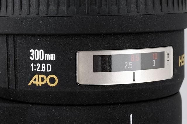 Sigma 300mm f2.8