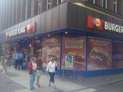 Burger King Frankfurt