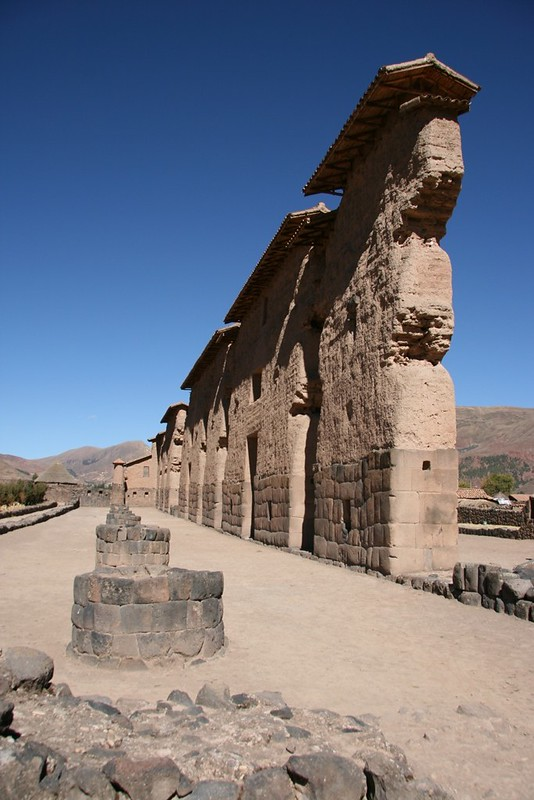 Raqchi ruins, Inka Express
