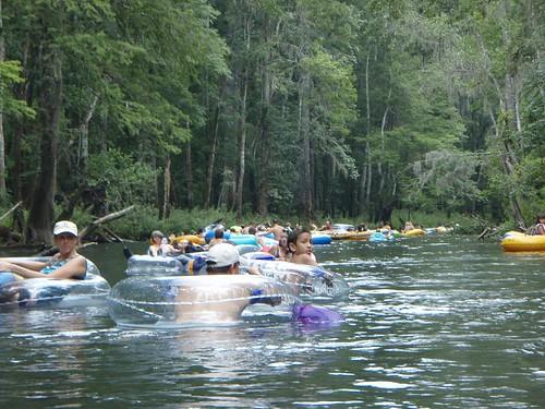 florida tubing fortwhite ichetuckneespringsstatepark