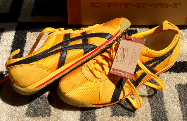 buy popular 68aaf 37148 ASICS Onitsuka Tiger Fencing LA | The Caldor Rainbow | Flickr